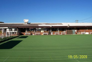 BOWLING CLUB COOL ROOF AND ASBESTOS ENCAPSULATION
